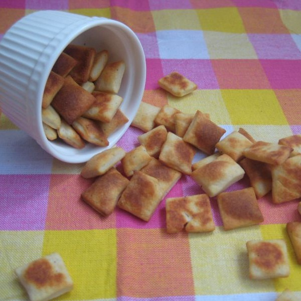 How to make Cheese Crackers