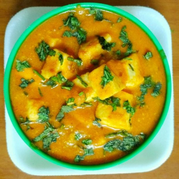 Photo of Simple Paneer Butter Masala@home by Sivasakthi Murali at BetterButter