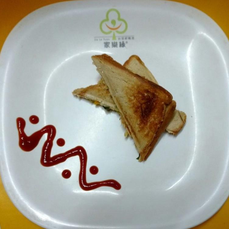 Photo of Mixed Veg Indian Whole Wheat Sandwich - kids friendly by Sivasakthi Murali at BetterButter