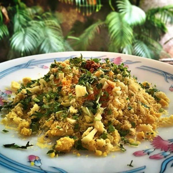 Photo of Surti Sev Khamani by Manini Badlani at BetterButter