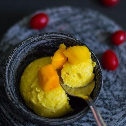 How to make Baked Mango yogurt