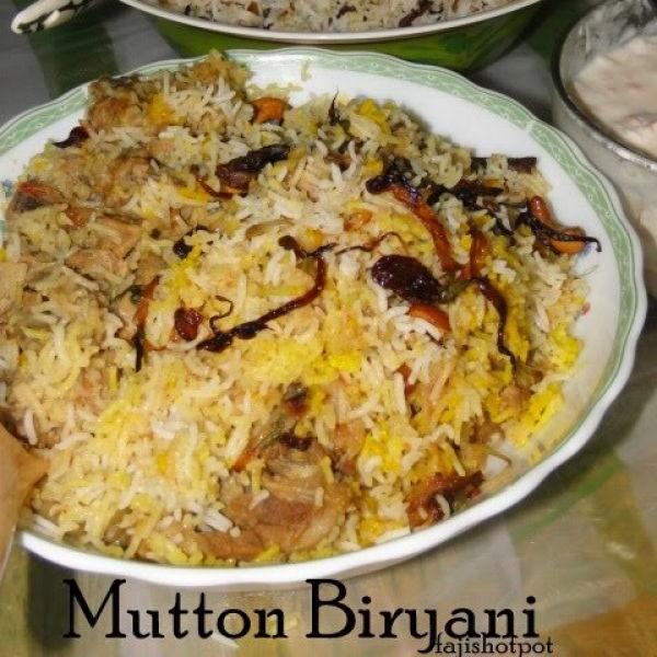 How to make Malabar Mutton Biryani