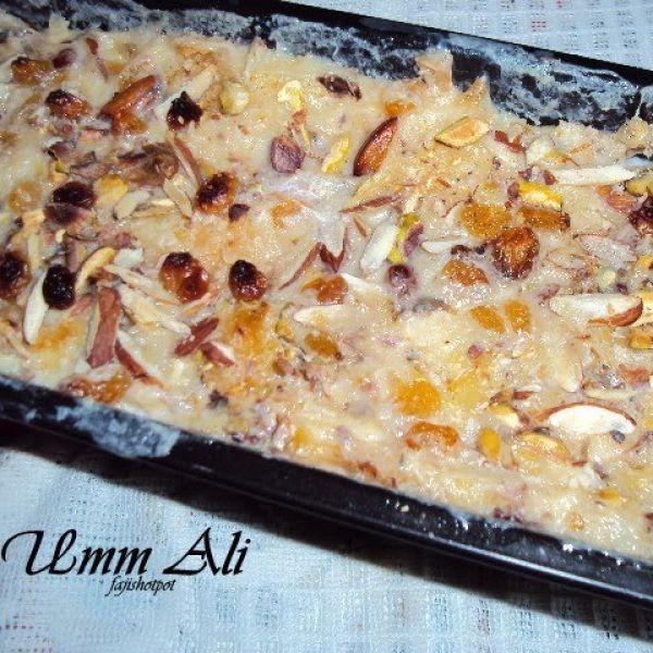 Photo of Umm Ali Or Ormali by Fajeeda Ashik at BetterButter