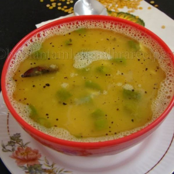 Photo of Kandi Kattu- Kattu Rasam by Padma Rekha at BetterButter