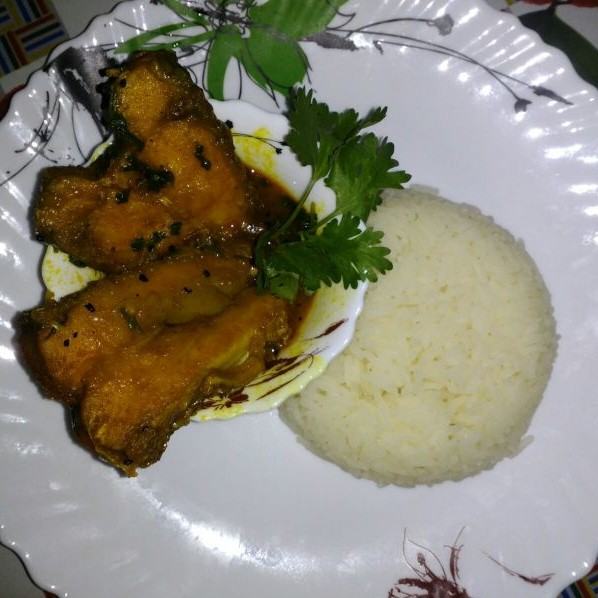 Photo of Bengali Rupchad Fish Curry by Madhabi Roy at BetterButter