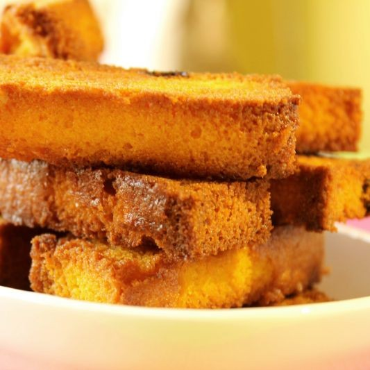 Photo of Cake Rusks by Parinaaz Marolia at BetterButter