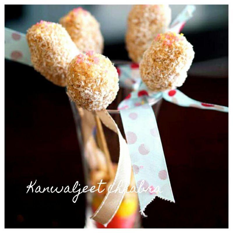 Photo of Roasted peanut pops by Kanwaljeet Chhabra at BetterButter