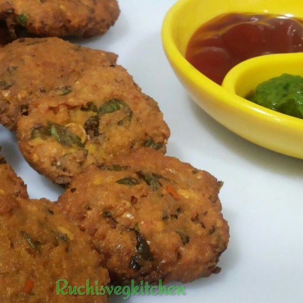 Photo of Masala Vada by Ruchi Shah at BetterButter