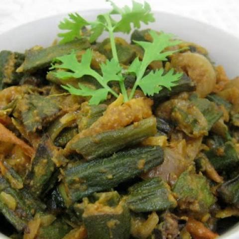 How to make Bhindi Masala