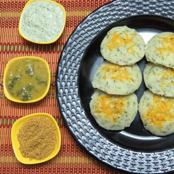 Photo of Oats Idli recipe by Usha Nayaka at BetterButter