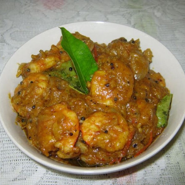 Photo of Prawns Masala by Fajeeda Ashik at BetterButter