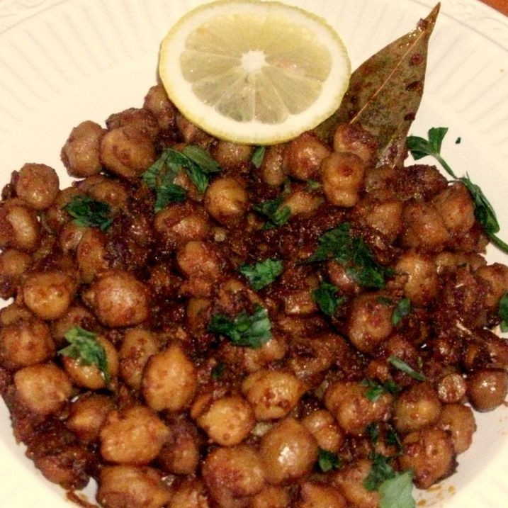 Photo of Pindi Chole/ Tangy Spicy Chick Peas by Poonam Bachhav at BetterButter