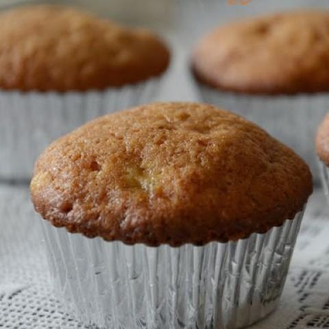How to make Caramel Banana Muffins