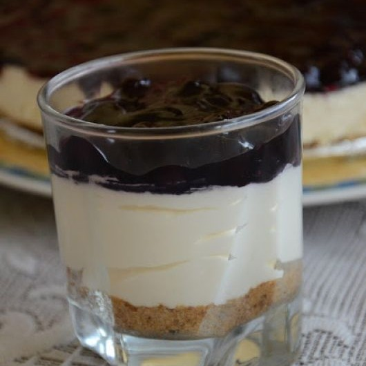 Photo of Blueberry Cheesecake by Fajeeda Ashik at BetterButter