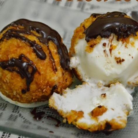 Photo of Fried Icecream by Fajeeda Ashik at BetterButter
