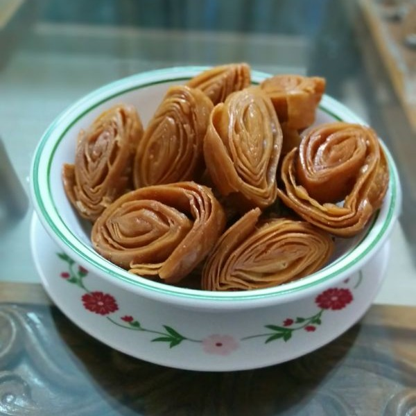 How to make Madhatha Kaja