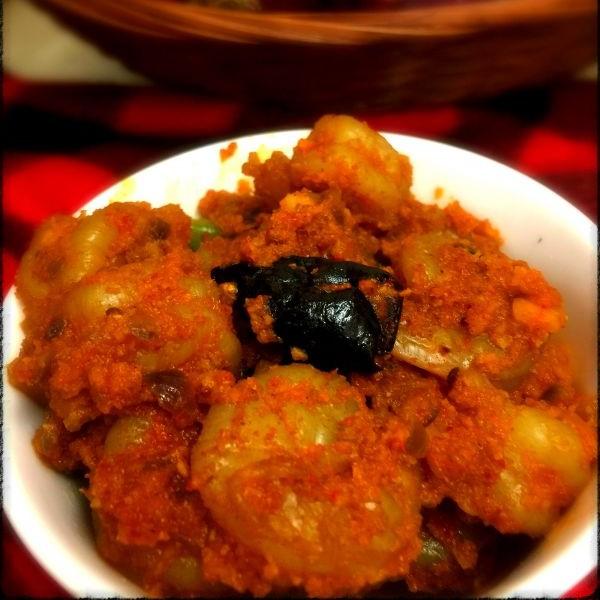 How to make Sungta Suke /Prawns Dry Recipe