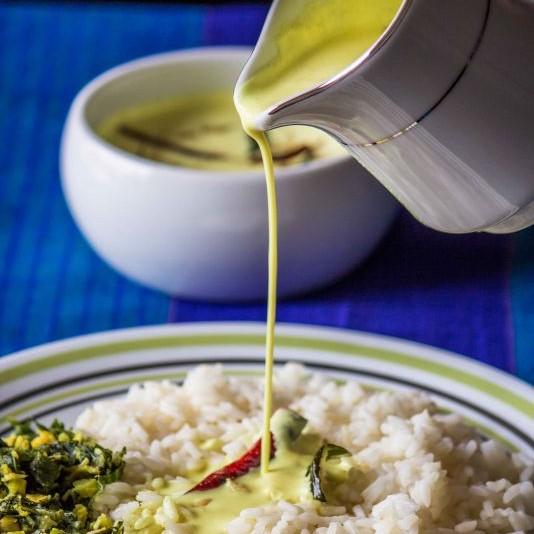 Photo of Moru Kachiyathu / Kachiya Moru / Seasoned Buttermilk by Anupa Joseph at BetterButter