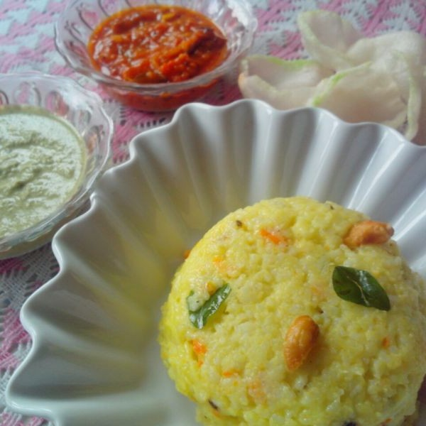 Photo of Gedaa / Pongal style Rice by Sumiya Tariqh at BetterButter