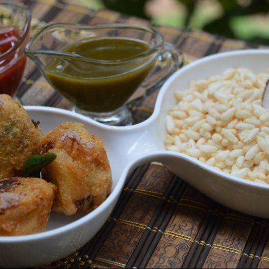 Photo of Biri Chop (Urad dal bonda from Odisha ) by sweta biswal at BetterButter