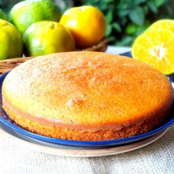 How to make Orange Yogurt Cake (Butter free)