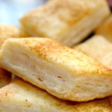How to make Jeera Khari Biscuits /Puff Pastry Biscuits