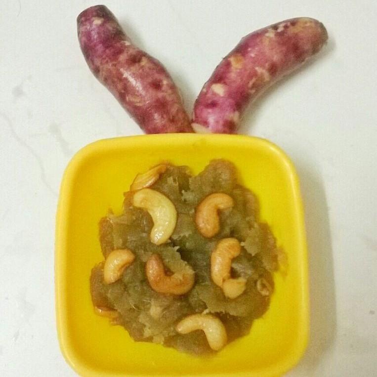 Photo of Sweet Potato Halwa - Healthy Dessert (Diabetic friendly) by Sivasakthi Murali at BetterButter