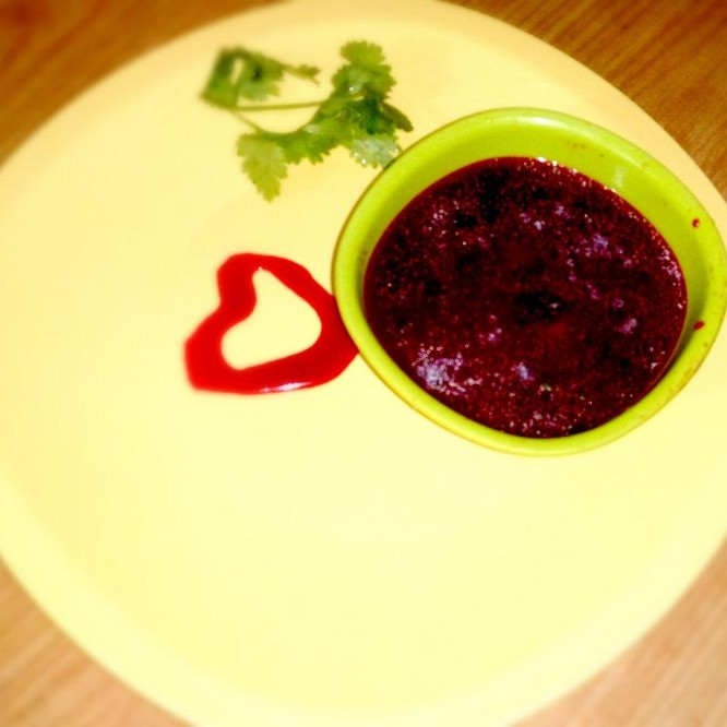 How to make Beetroot Soup