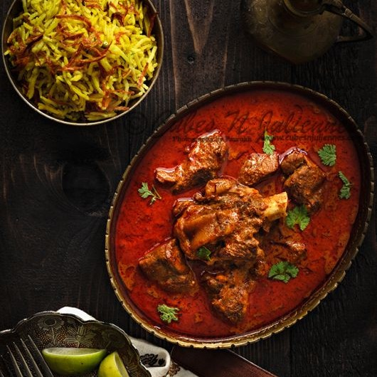 How to make Lucknowi Gosht Korma