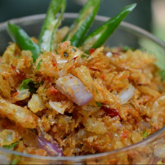 Photo of Chingudi Sukhua Chura (Spiced Dried Prawns) by sweta biswal at BetterButter