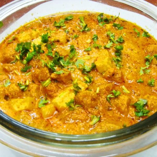 How to make Nutri Paneer Curry