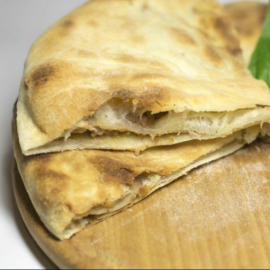 How to make Khachapuri or Georgian Cheese bread