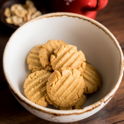 Photo of Peanut butter cookies by Sujata Limbu at BetterButter
