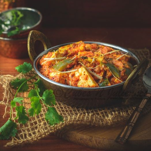 Photo of Karahi/Kadhai Paneer by Farrukh Shadab at BetterButter