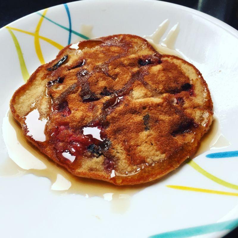 Photo of Fresh fruit pancakes by Deviyani Srivastava at BetterButter