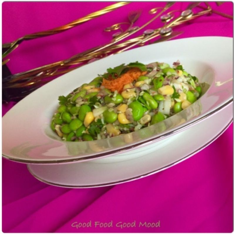 Photo of Edamame Salad by rupal patel at BetterButter