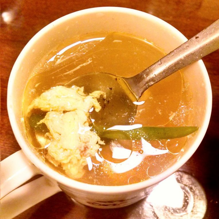 Photo of Clear Chicken Soup (Broth) by Deviyani Srivastava at BetterButter