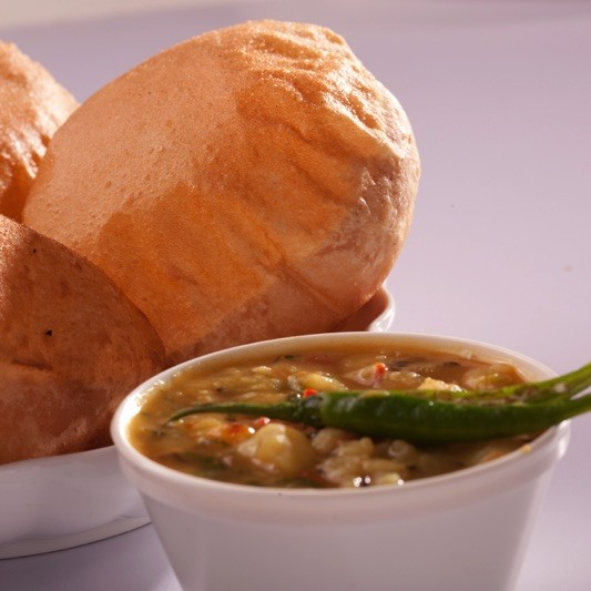 Photo of Aloo Puri by Sakshi Khanna at BetterButter