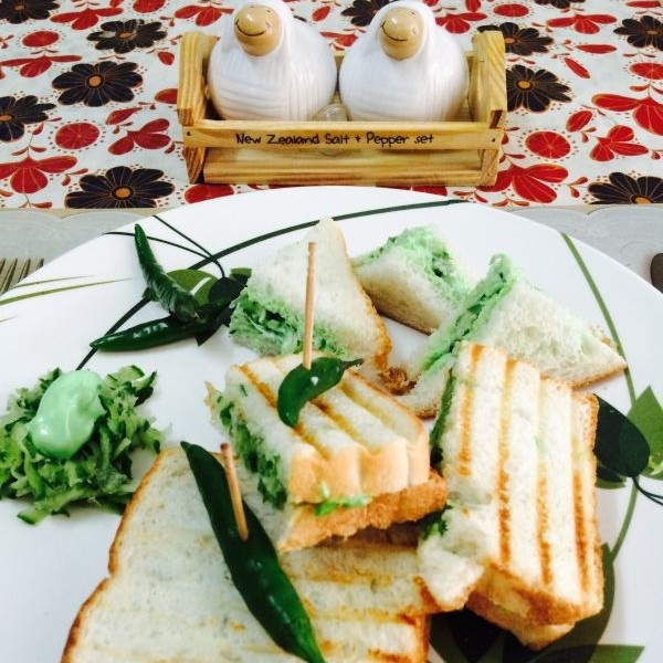 Photo of Green Sandwich by Mehak Joshi at BetterButter