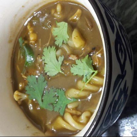 Photo of Soupy pasta by Stuti Srivastava at BetterButter