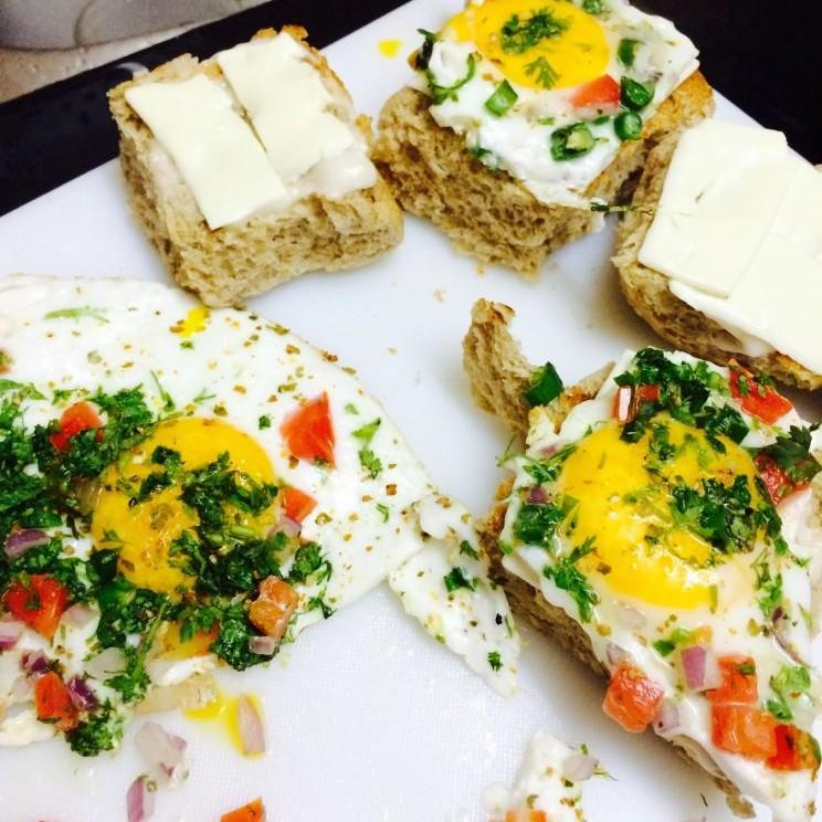 Photo of Eggs Kejriwal by Saransh Goila at BetterButter