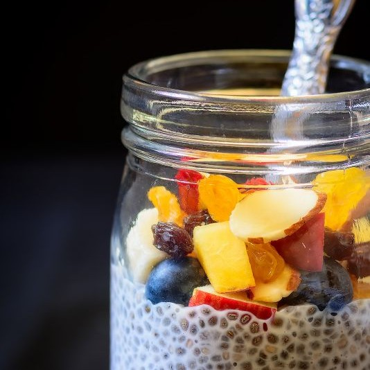 How to make Chia Seeds Breakfast Bowl