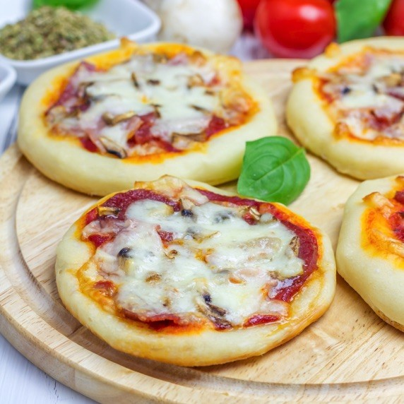 How to make Mini Pizza