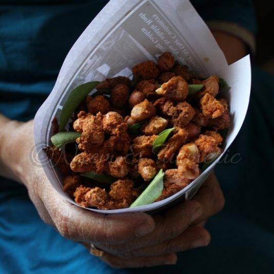 Photo of Baked Masala Peanuts by Sindhu Sriram at BetterButter