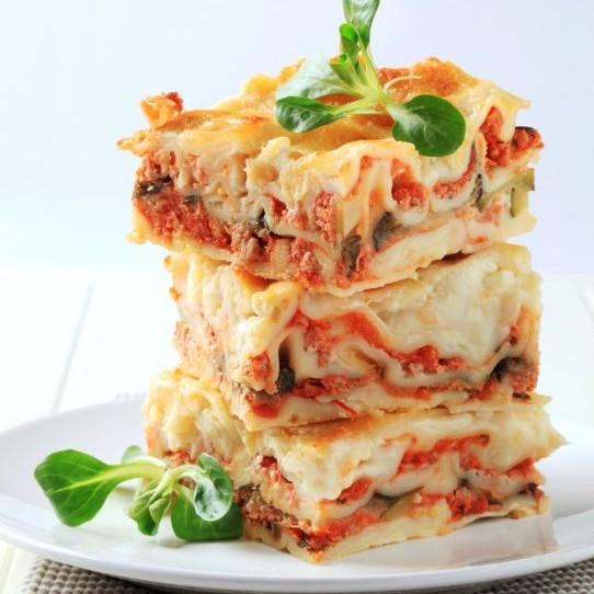 Photo of Vegetable Lasagna by Bindiya Sharma at BetterButter