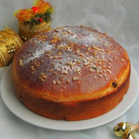 Photo of Julekake  - A Norwegian Christmas Bread by Priya Suresh at BetterButter