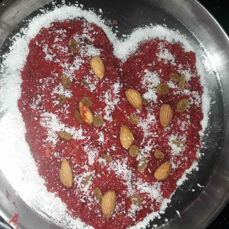 Photo of Shakarkand mawa desi cake by Puja Chaturvedi at BetterButter