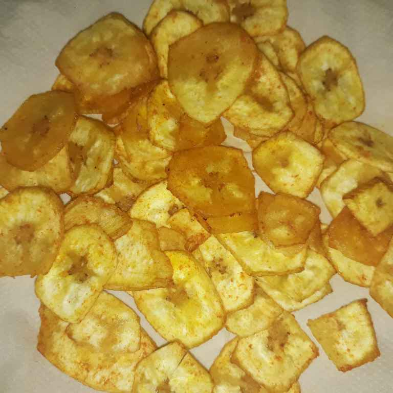 Photo of Kele ke chips by Puja Chaturvedi at BetterButter