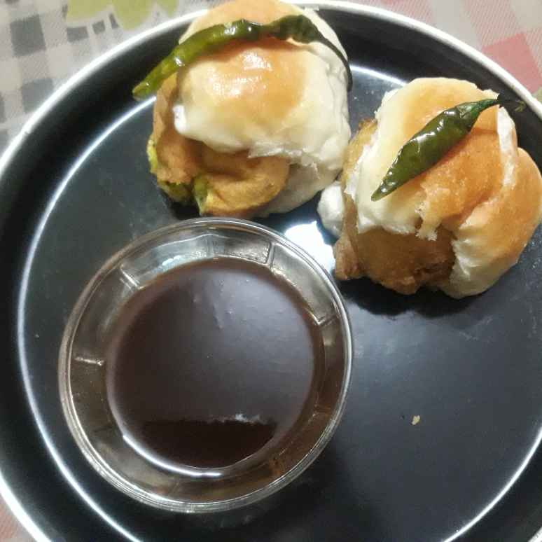 Photo of Vada Pav by Puja Panja at BetterButter