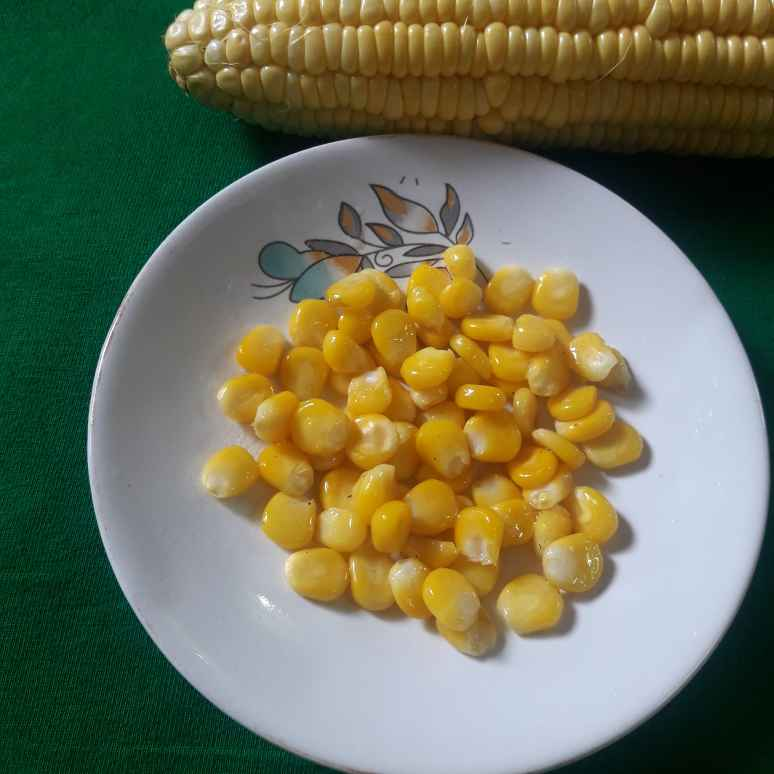 Photo of Butter corn by Puja Panja at BetterButter